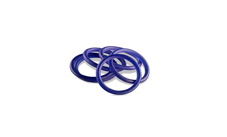Blue Urethane O-rings