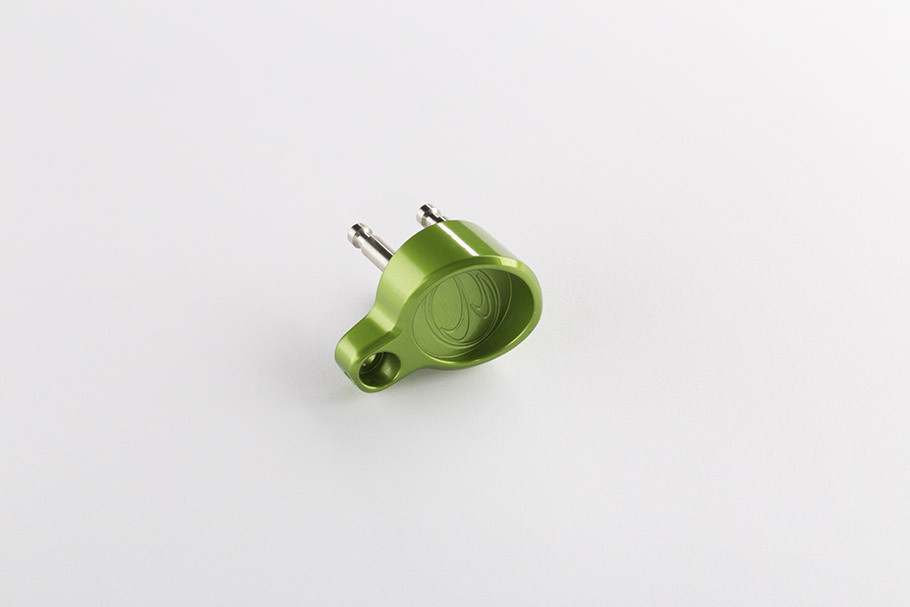 NEW Gen 1 Marq Back Cap (early version)- Lime