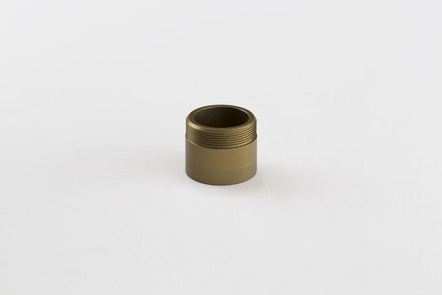 Leverlock Feedneck Adapter DM4, DM5- Dust Gold