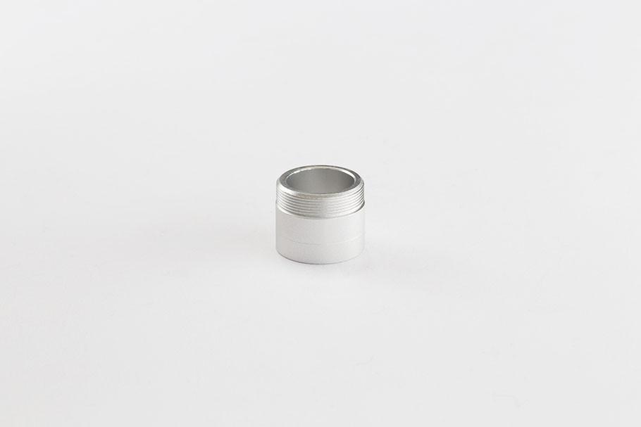 Leverlock Feedneck Adapter DM4, DM5- Dust White