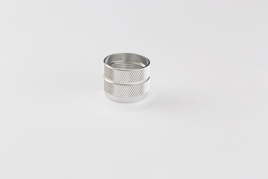 Gen 2 Feedneck Collar- Silver