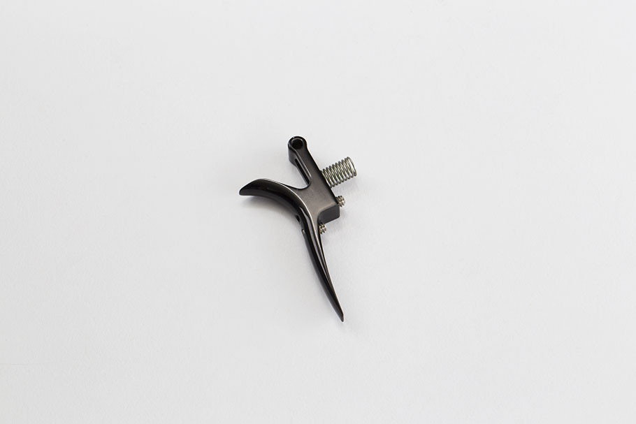 Gen 1 Marq Non Roller Trigger- Black