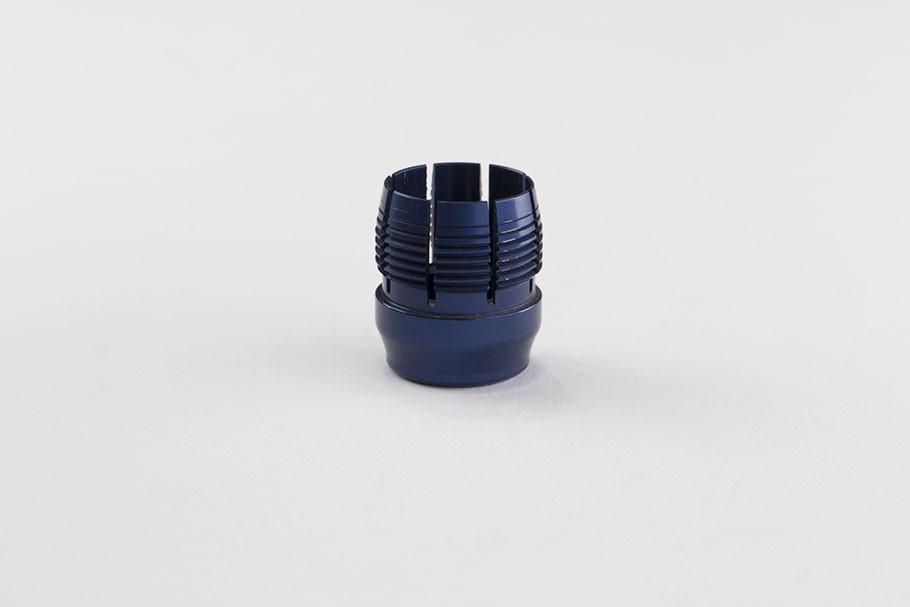 Gen 2-3 Feedneck Collet-Midnight Blue