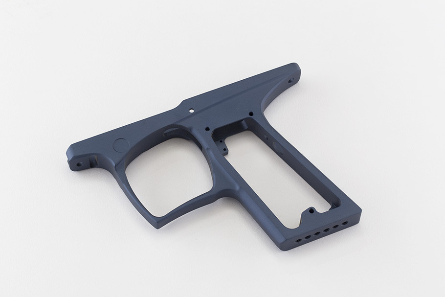 Gen 1 Marq Frame- Dust Steel