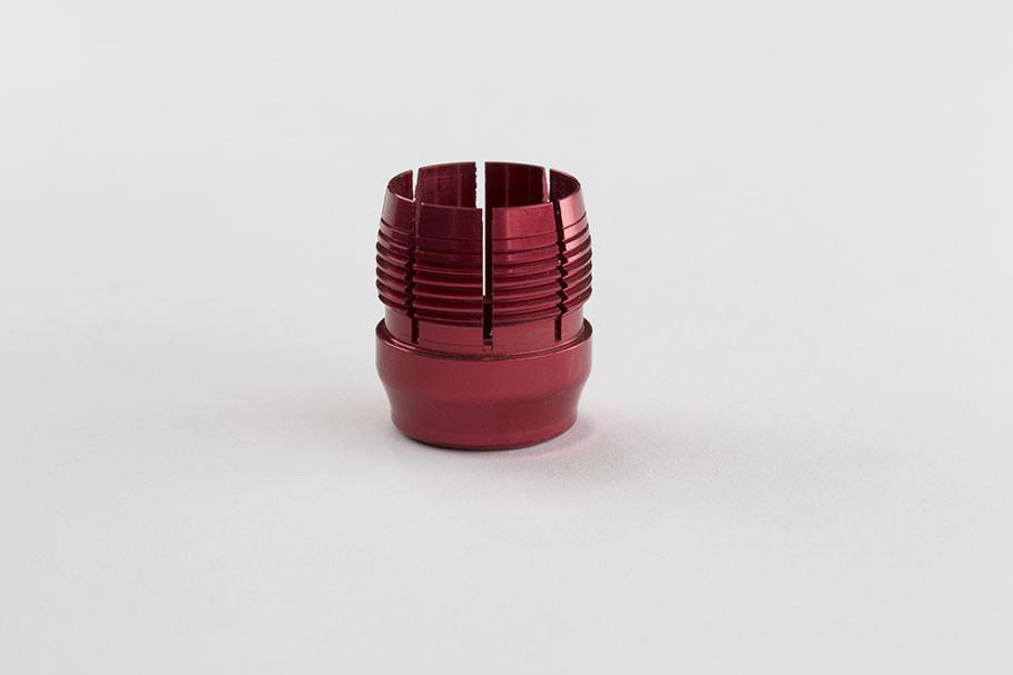 Gen 2-3 Feedneck Collet- Fiery Red