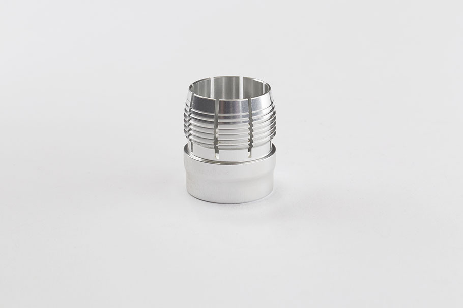 Feedneck Collet V4- Silver