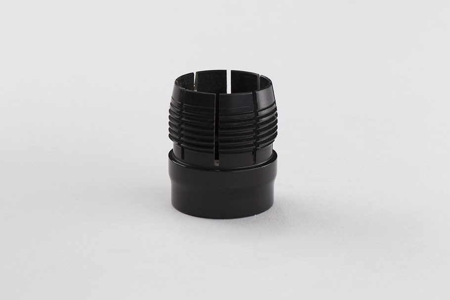 Feedneck Collet V4- Black