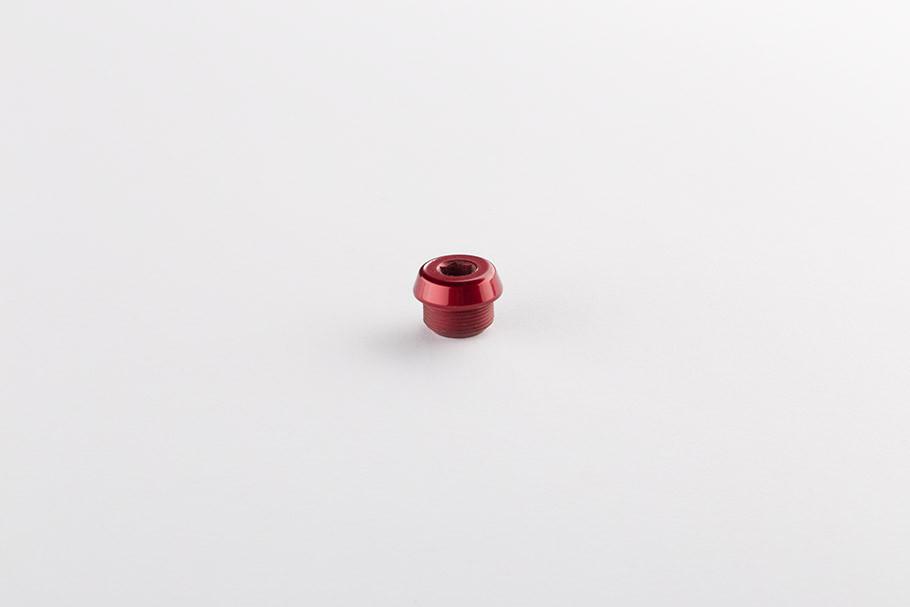 NEW Vice LPR Cap- Fiery Red