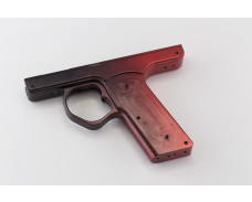GZ 45 Frame- Black w/ Fiery Red Fade