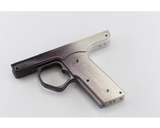 GZ 45 Frame- Purple w/ Silver Fade