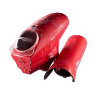 Pinokio 250/400 Loader w/Long Nose- Urban Red